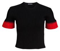 Kurzarm-Pullover
