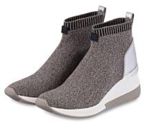 Hightop-Sneaker SKYLER - GRAU