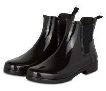 Gummi-Boots - SCHWARZ