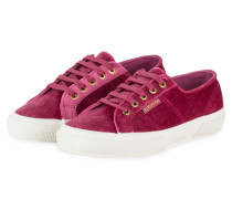 Sneaker 2750 POLYVELVET - PINK