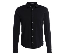 Jersey-Hemd Slim Fit