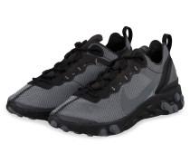 Sneaker REACT 55 - SCHWARZ/ GRAU