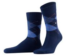 Socken PRESTON - 6000 royal blue