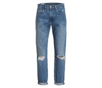 Destroyed-Jeans HI-BALL ROLL Slim Fit