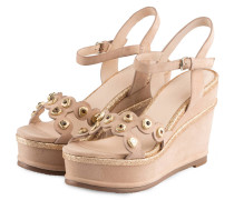 Wedges - BEIGE