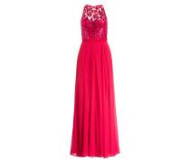 Kleid - magenta