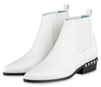 Chelsea-Boots FIBI - WEISS