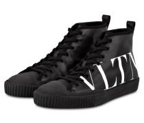 Hightop-Sneaker VLTN - SCHWARZ