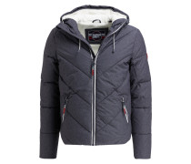 Steppjacke XENON mit Fleece-Futter