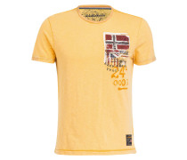 T-Shirt STAK - gelb