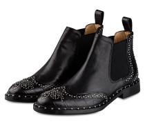 Chelsea-Boots SALLY - SCHWARZ