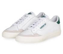 Sneaker CONTINENTAL VULC - WEISS/ GRÜN