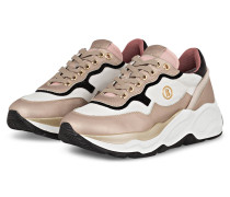 Sneaker WELLINGTON - TAUPE/ WEISS/ ROSA