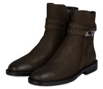 Boots LOCK BOULEVARD - DUNKELGRÜN