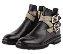 Biker-Boots 25 CHAIN ROAD - SCHWARZ