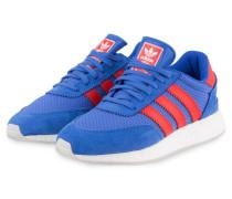 Sneaker I-5923 - BLAU/ ROT