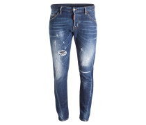 Destroyed-Jeans SEXY TWIST Slim Fit