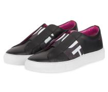 Slip-on-Sneaker UPTOWN - SCHWARZ