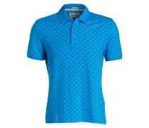 Piqué-Poloshirt WINSTON - blau