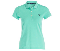 Piqué-Poloshirt - mint