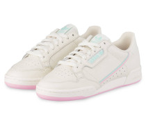 Sneaker CONTINENTAL 80 - OFFWHITE/ ROSA