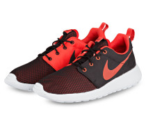 Sneaker ROSHE ONE - SCHWARZ/ ROT