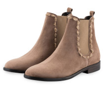Chelsea-Boots DINA - BRAUN