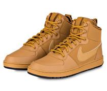 Hightop-Sneaker EBERNON - COGNAC