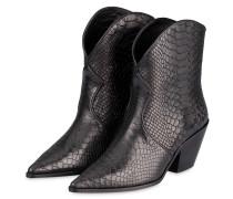 Cowboy Boots EASTON - SCHWARZ