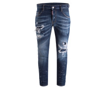 Destroyed-Jeans SKATER Slim Fit