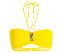 Bandeau-Bikini-Top KENETO NARANJA