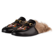 Slipper PRINCETOWN - BLACK