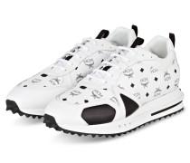 Sneaker MEXASMM35 - WEISS/ SCHWARZ