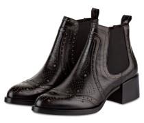 Chelsea-Boots - schwarz