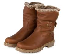 Boots FELIA - HELLBRAUN