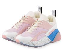 Plateau-Sneaker ECLYPSE - PINK/ CREME
