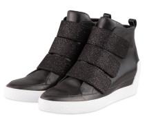 Sneaker-Wedges - 900 BLACK