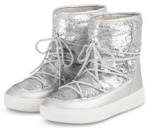 Moon Boots PULSE - SILBER