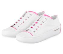 Sneaker ROCK PROFILO - WEISS/ PINK