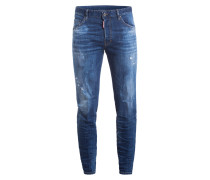 Destroyed-Jeans SKATER Extra Slim Fit