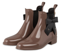 Chelsea-Boots BREANNA - TAUPE/ SCHWARZ