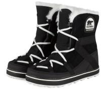 Boots GLACY EXPLORER - SCHWARZ/ WEISS