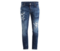 Destroyed-Jeans SLIM JEAN Slim-Fit
