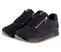 Plateau-Sneaker CAT - NAVY