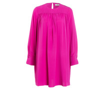 Seidenkleid - pink