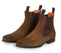 Chelsea-Boots MARS - DUNKELBRAUN