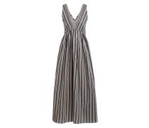 Kleid mit Schmucksteinbesatz
