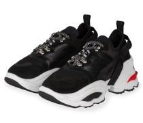 Plateau-Sneaker GIANT K2 - SCHWARZ