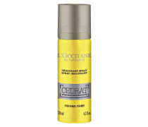 CÉDRAT DEO-SPRAY 14,62 € / 100 ml