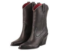 Cowboy Boots NEW-KOLE - SCHWARZ